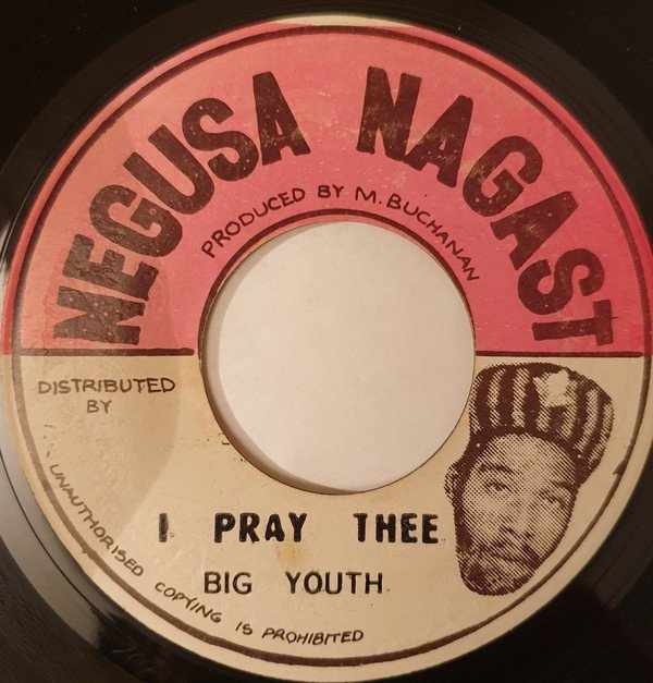 Big Youth - Far Beyond The Blue / Things In Light