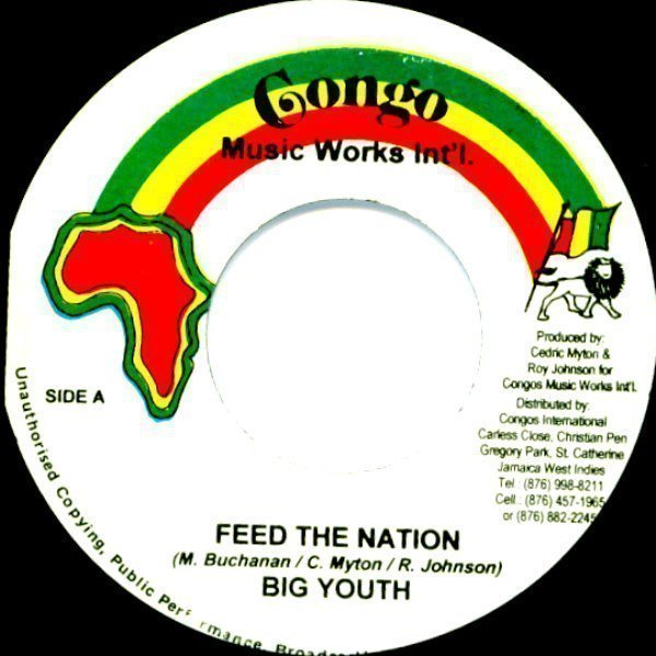 Big Youth - Feed The Nation
