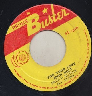 Big Youth - For Your Love / Leave Your Skeng