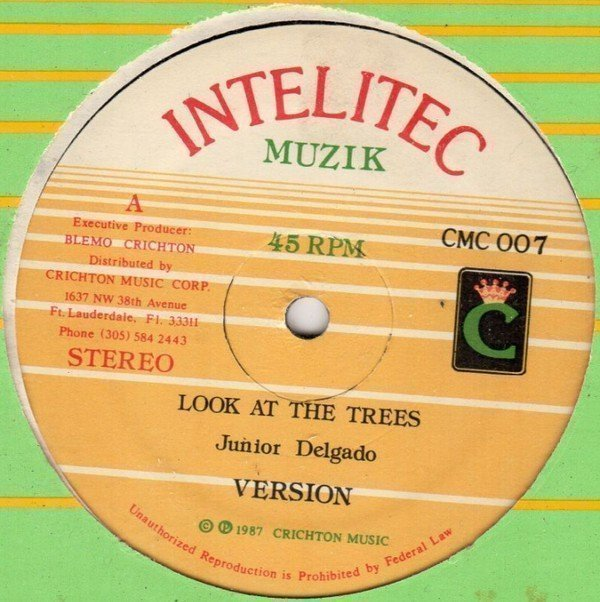 Big Youth - Look At The Trees / Can