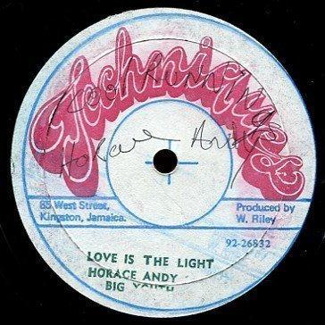Big Youth - Love Is The Light