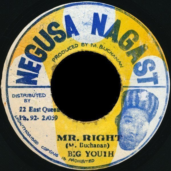 Big Youth - Mr. Right