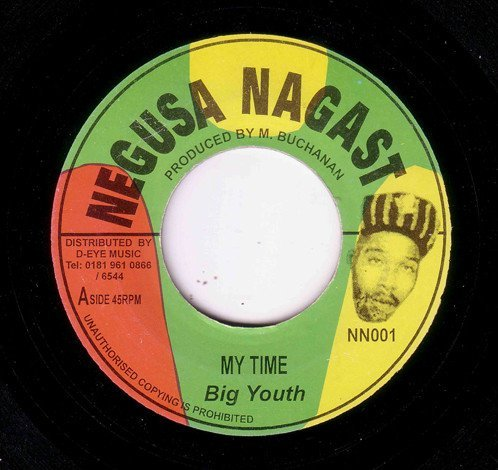 Big Youth - My Time