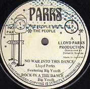 Big Youth - No War In The Dance