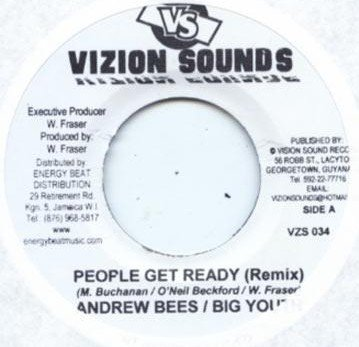 Big Youth - People Get Ready (Remix)