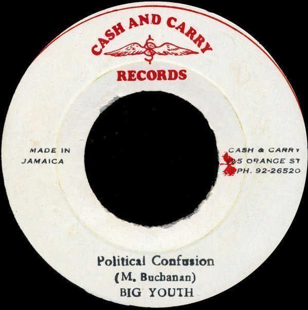 Big Youth - Political Confusion