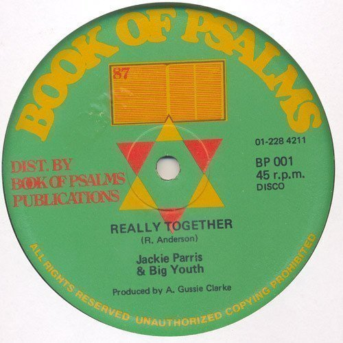 Big Youth - Really Together / Let Him Try