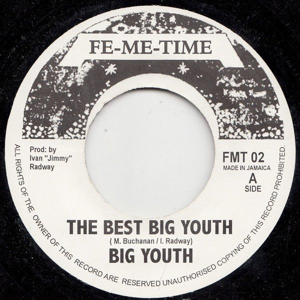 Big Youth - The Best Big Youth