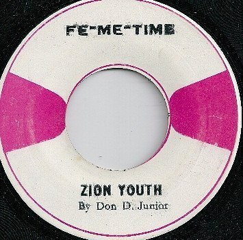 Big Youth - The Best Big Youth / Zion Youth