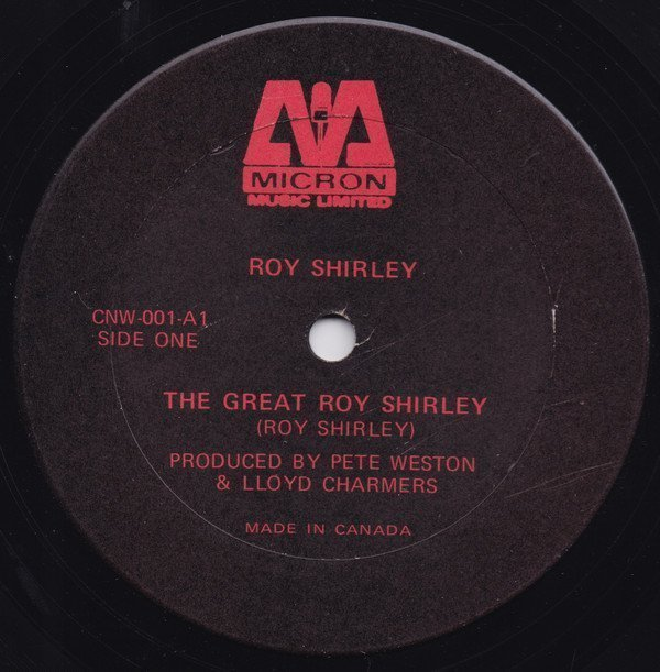Big Youth - The Great Roy Shirley / Johnny Reggae / Buck And The Preacher