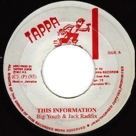 Big Youth - This Information