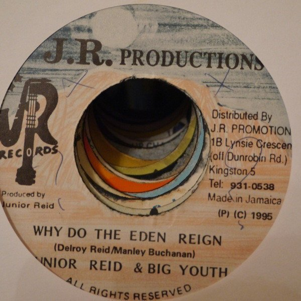 Big Youth - Why Do The Eden Reign
