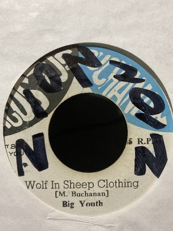Big Youth - Woolf In Sheep Clothing