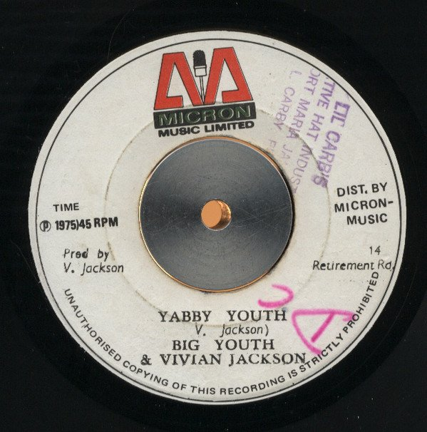 Big Youth - Yabby Youth / Big Youth Fights Against Capitalist