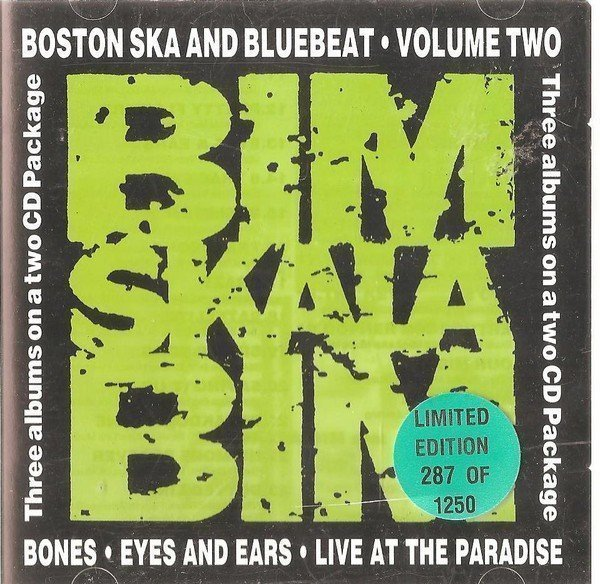 Bim Skala Bim Vs The Selecter Vs House Of Rhythm - Boston Ska And Bluebeat • Volume Two