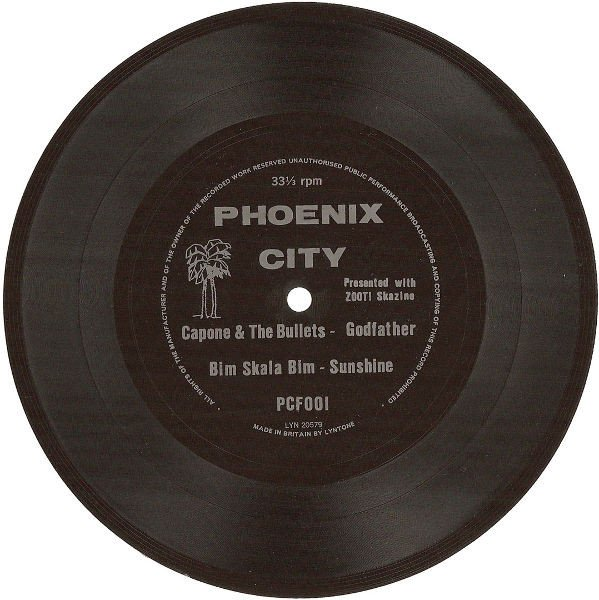 Bim Skala Bim Vs The Selecter Vs House Of Rhythm - Godfather / Sunshine
