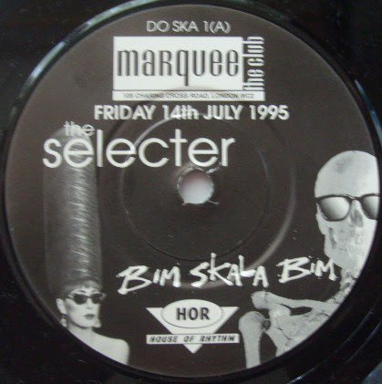 Bim Skala Bim Vs The Selecter Vs House Of Rhythm - Skeleton // Hairspray // Original Something