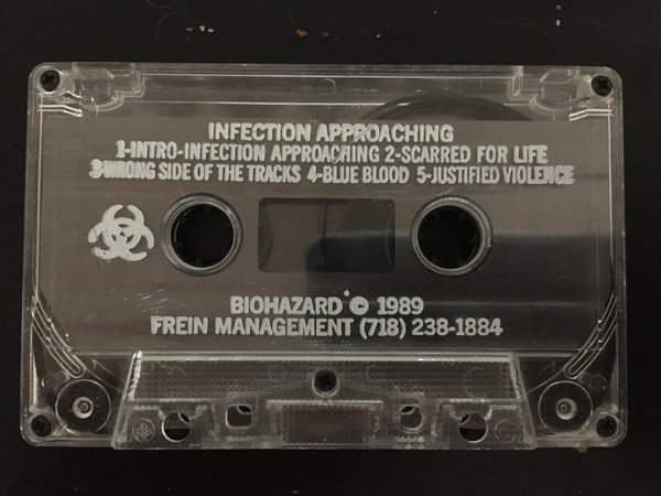Biohazard - Infection Approaching