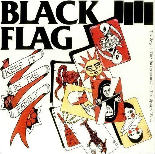 Black Flag - Keep It In The Family