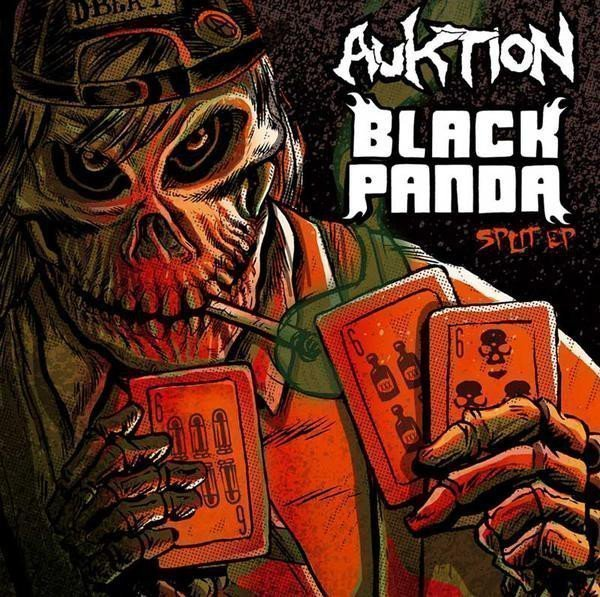 Black Panda - Auktion / Black Panda Split EP