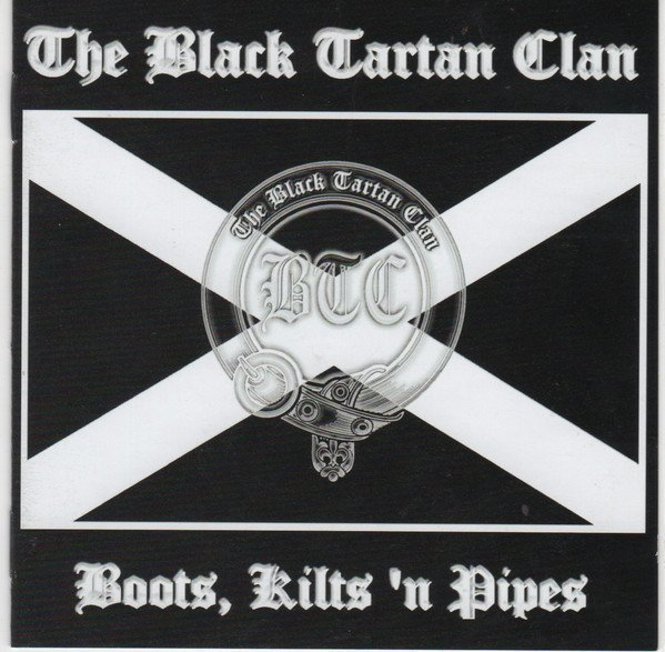 Black Tartan Clan - Boots, Kilts