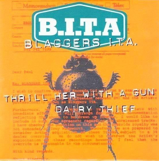 Blaggers Ita - Thrill Her With A Gun