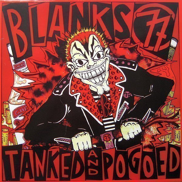 Blanks 77 - Tanked And Pogoed