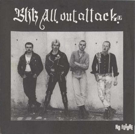 Blitz - All Out Attack E.P.