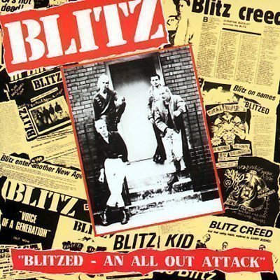 Blitz - Blitzed An All Out Attack