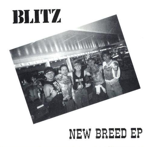 Blitz - New Breed EP