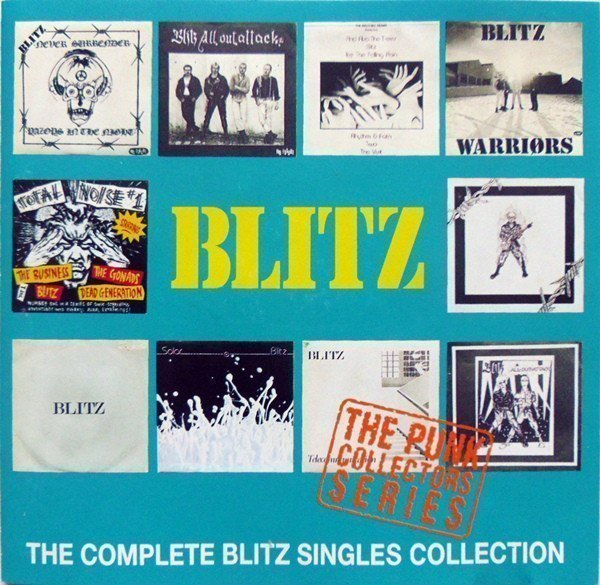 Blitz - The Complete  Blitz Singles Collection