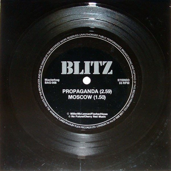 Blitz - Voice Of A Generation Demo