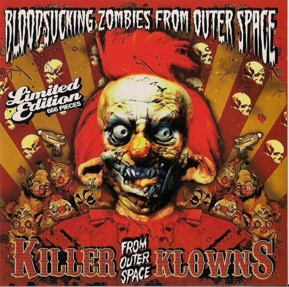 Bloodsucking Zombies From Outer Space - Killer Klowns From Outer Space