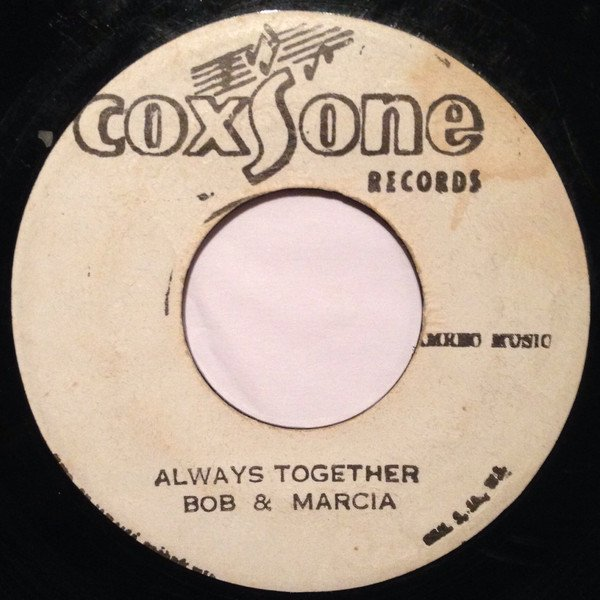 Bob And Marcia - Always Together / Baby Face