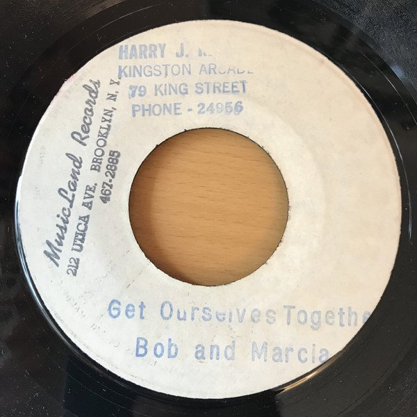 Bob And Marcia - Get Ourselves Together
