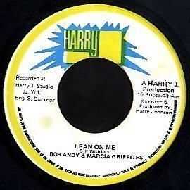 Bob And Marcia - Lean On Me