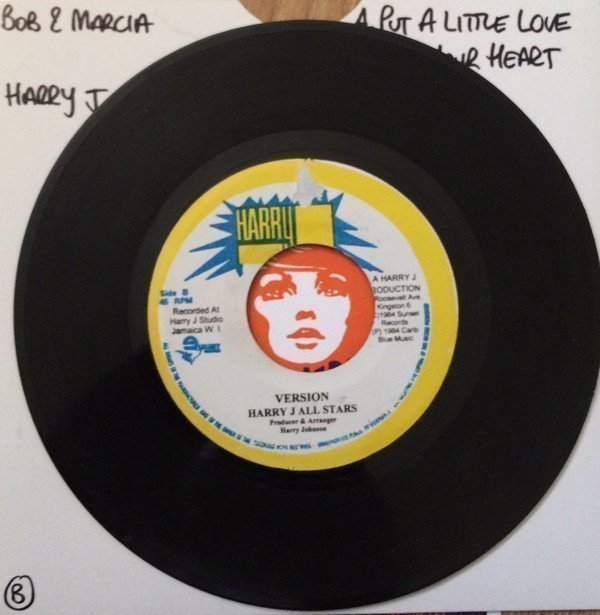 Bob And Marcia - Put A Little Love In Your Heart