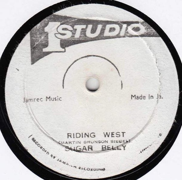 Bob And Marcia - Riding West / Always Together