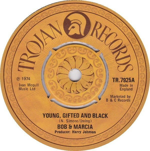 Bob And Marcia - Young, Gifted And Black