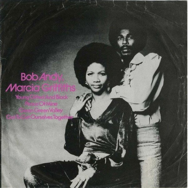 Bob And Marcia - Young Gifted And Black EP