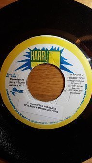 Bob And Marcia - Young Gifted And Black / What Kind Of World