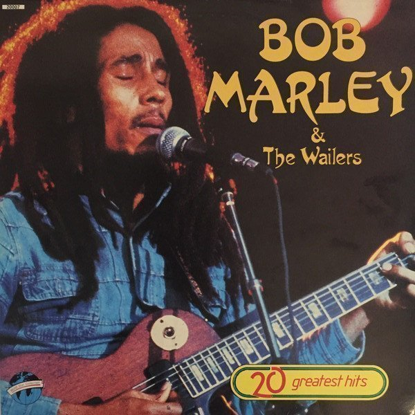 Bob Marley And The Wailers - 20 Greatest Hits
