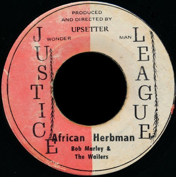 Bob Marley And The Wailers - African Herbman / Keep On Mooving