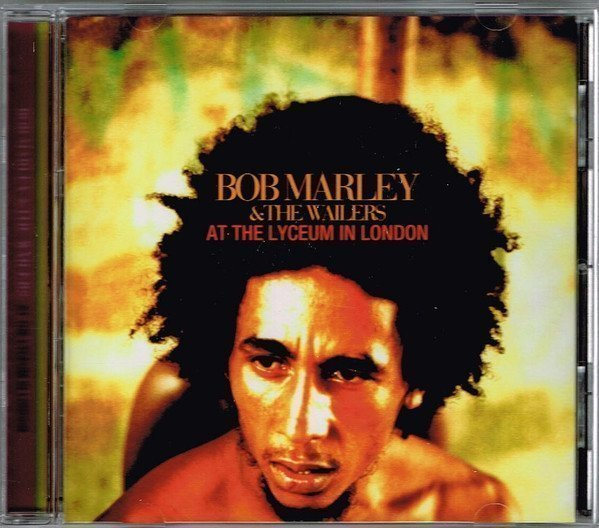Bob Marley And The Wailers - At The Lyceum In London