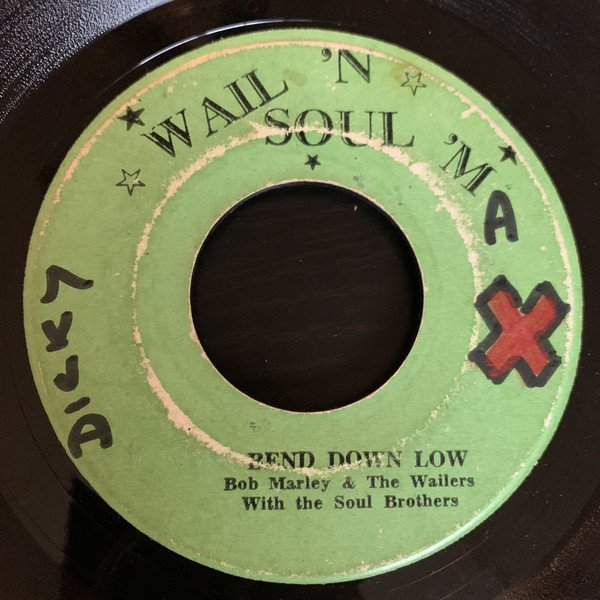 Bob Marley And The Wailers - Bend Down Low / Freedom Time