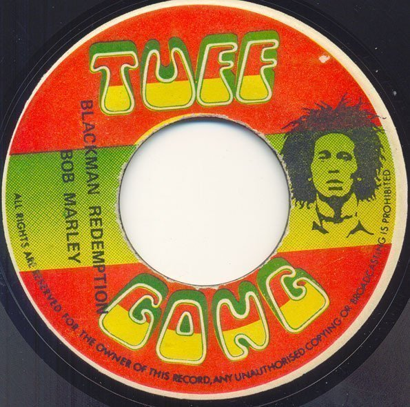 Bob Marley And The Wailers - Blackman Redemption