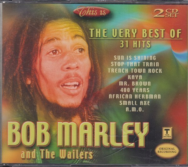 Bob Marley And The Wailers - Bob Marley And The Wailers (The Very Best Of)