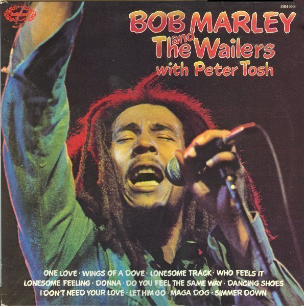 Bob Marley And The Wailers - Bob Marley And The Wailers With Peter Tosh