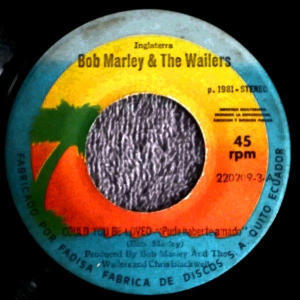 Bob Marley And The Wailers - Could You Be Loved / Coming In From The Cold