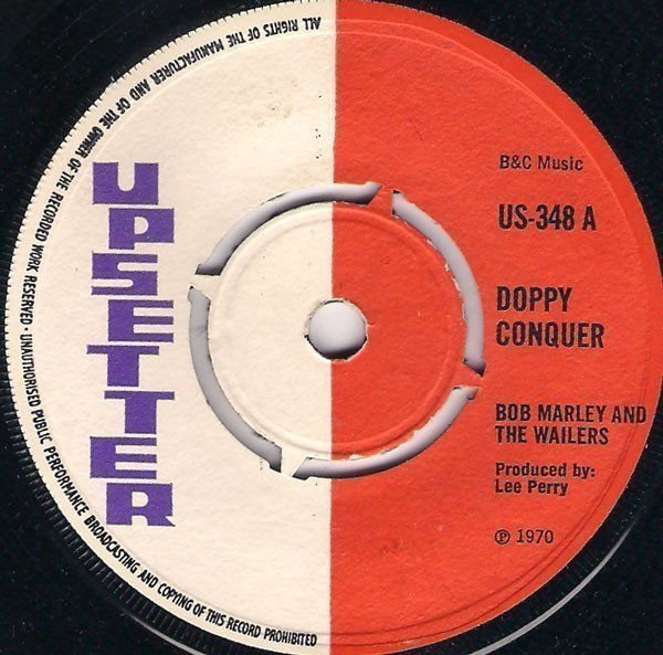 Bob Marley And The Wailers - Doppy Conquer / Justice